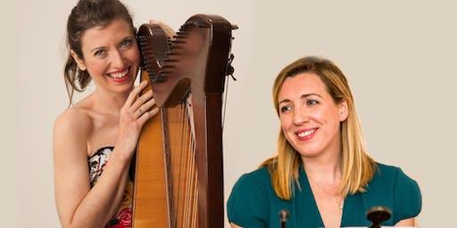 International Festival for Irish Harp : Oscail an Doras : Úna Ní Fhlannagáin & Ailbhe Ní Ghearbhuigh