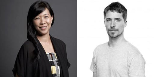 Artist Chitter Chatter with Hazel Lim-Schlegel and Andreas Schlegel