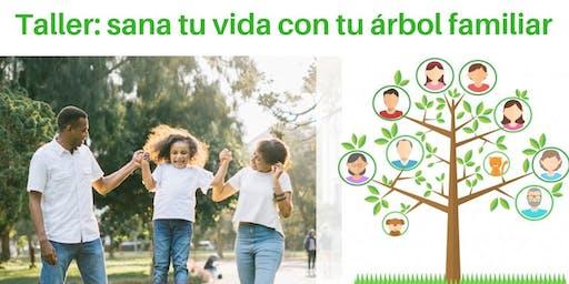 Taller vivencial: Sana tu vida con tu árbol familiar