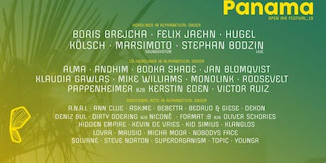 Panama Open Air Festival 2019 Tickets