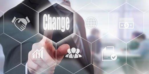 Change Management Practitioner Training in Denver on 1st Aug  2019
