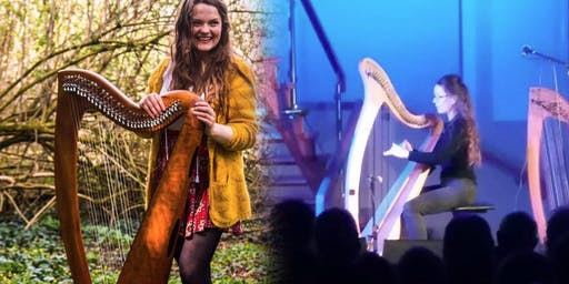 International Festival for Irish Harps : Rising Harp Stars Alannah Thornburg and Mary Horgan