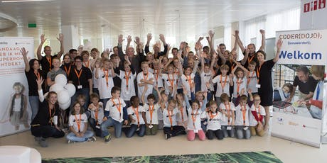 CoderDojo Leeuwarden #SO5EP02 Webdevelopment, Scratch en Raspberry Jam tickets
