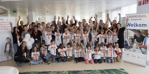 CoderDojo Leeuwarden #SO5EP02 Webdevelopment, Scratch en Raspberry Jam