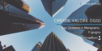 Creare Valore Oggi