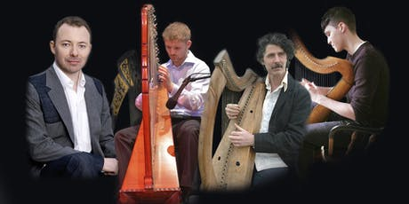 International Festival for Irish Harp : Oíche na bhFear with Cormac de Barra, Oisín Morrison, Paul Dooley and Séamas Ó Flatharta tickets