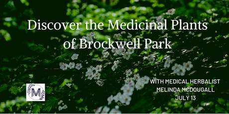Discover the Medicinal Plants of Brockwell Park tickets