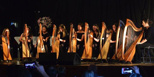 International Festival for Irish Harp : Harps a-Humming - Harp Ensemble Gala Concert