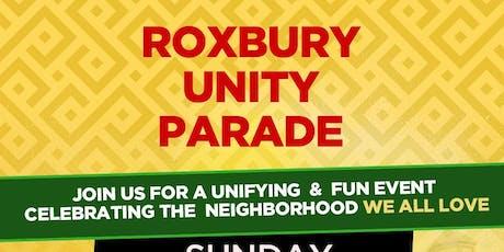 ROXBURY UNITY PARADE 2019 tickets