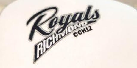 Richmond Royals Third Annual Golf Tournament tickets