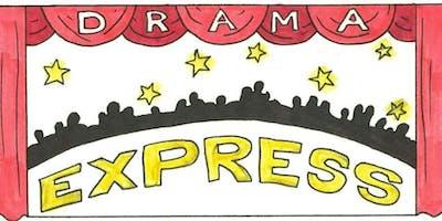 Drama Express Summer Workshop-Creative Writing