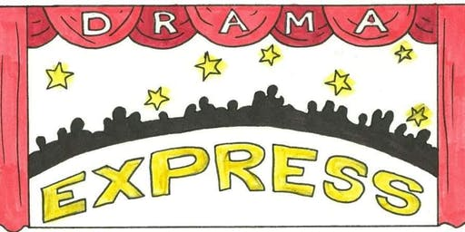 Drama Express Summer Workshop-Fun drama games to create a character for the stage