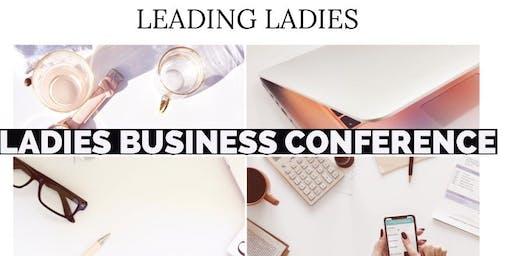 Ladies Business Conference - Et si on entreprenait, et bien!