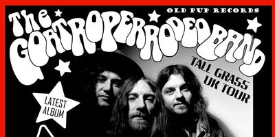 The Goat Roper Rodeo Band & special guests