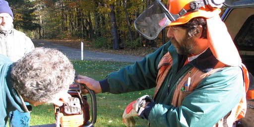LEVEL 2 of Game of Logging Chainsaw Training, October 3, 2019