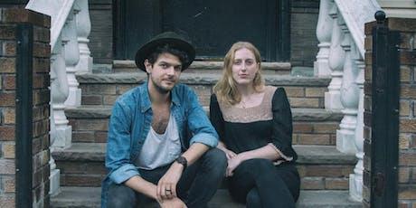 9:00pm Hallie & Noah @ Pete's Candy Store tickets