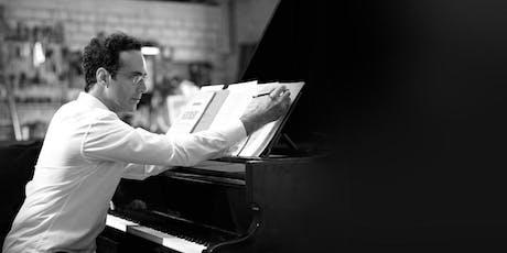 """""""De l'image au son – et à l'envers""""  Klavierabend mit Itay Dvori Tickets"""