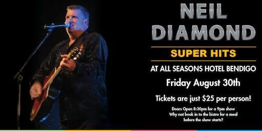 Neil Diamond Tribute Show