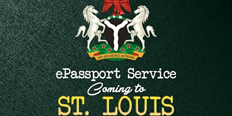 Nigeria ePassport Service St.Louis tickets