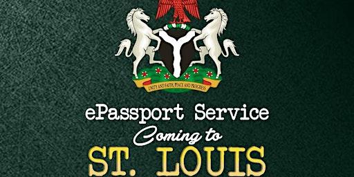 Nigeria ePassport Service St.Louis