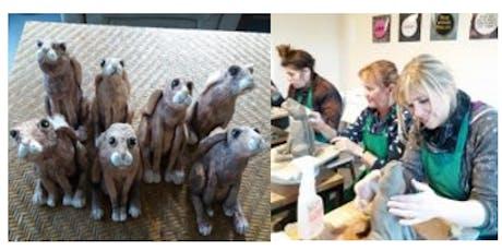 Moon-Gazing Hare Sculpting Workshop tickets