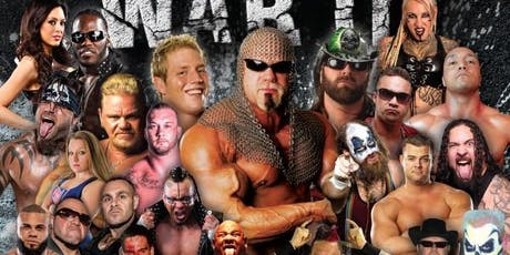 USA PRO WRESTLING PRESENTS WRESTLE WAR 2! tickets