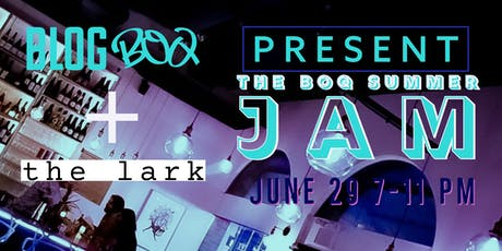 BlogBOQ Summer Jam tickets