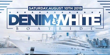 Denim & White Affair tickets