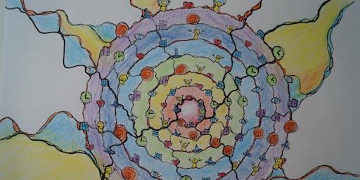 Zeichne dein persönliches Neuromandala