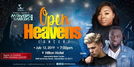 Open Heavens Concert tickets