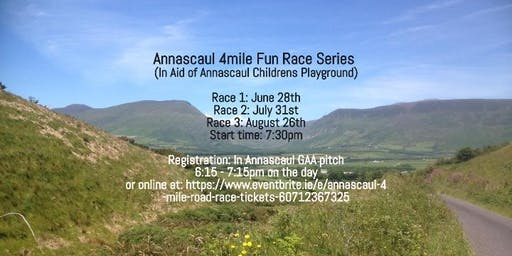 Annascaul 4 Mile Road Race