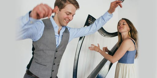 International Festival for Irish Harp : Réalta Ceoil Maeve Gilchrist and Nic Gareiss with the RTE Con Tempo Quartet