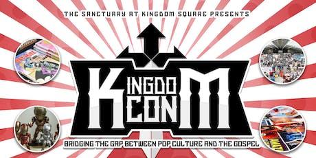 Kingdom Con 2K19 tickets