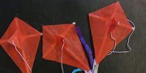 Kite Making (Northumberland Park)