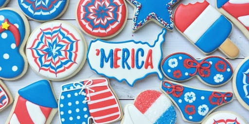 Decorated Cookie Class with Cakes and Cookies by Carly at Sweet Supply KC