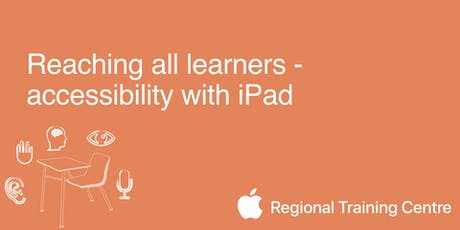 Reaching all learners - accessibility with iPad tickets
