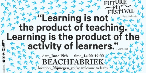 Future Fit Festival - Eigen Onderwijs
