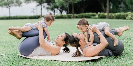 Baby Yoga Playgroup tickets