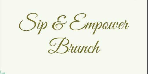 Copy of Sip & Empower Brunch