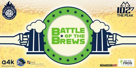 Battle of the Brews 2019 tickets