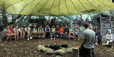 Summer Bushcraft Camp