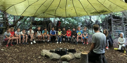 Summer Bushcraft Camp