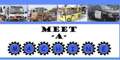 Meet-A-Machine 2019 - Sensory Friendly Event