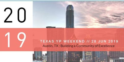 AAULYP Presents....YP WEEKEND 2019 #ATXinColor