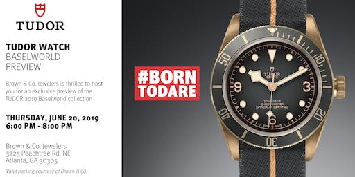 Tudor Watch Baselworld Preview