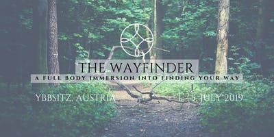 The Wayfinder // a full body immersion into findin
