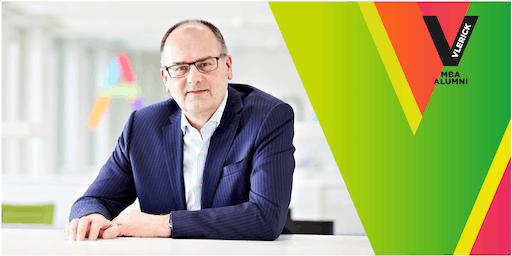 Digital Transformation - Mr. Bart De Smet - CEO Ageas