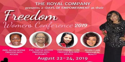 ROYAL FREEDOM CONFERENCE 2019