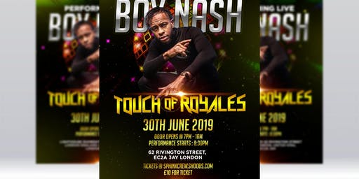 Touch of Royales