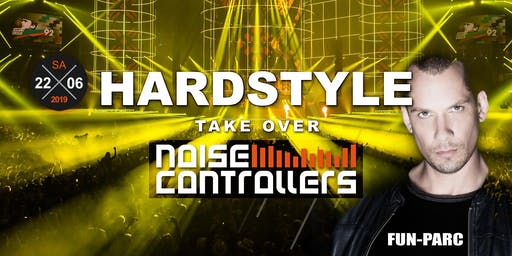 Hardstyle take Over with NOISECONTROLLERS  live (18+)